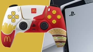 This McDonald's PlayStation 5 Controller Is Disgusting, But I Need It