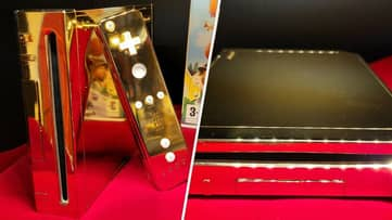 The Queen's Golden Nintendo Wii Is For Sale, But It Doesn't Come Cheap