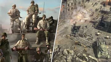 'Company Of Heroes 3' Is Being Teased, Eight Years Since The Last Game