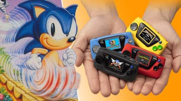The SEGA Game Gear Micro Is Ridiculously Tiny, And Yours For Fifty Bucks