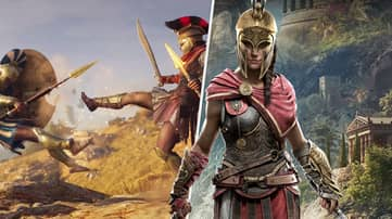'Assassin's Creed Odyssey' Just Got A Free Upgrade On PS5 And Xbox Series X/S