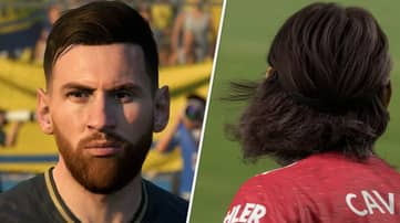 'FIFA 21' Hair Looks Utterly Ridiculous And Ultra Realistic On Next-Generation