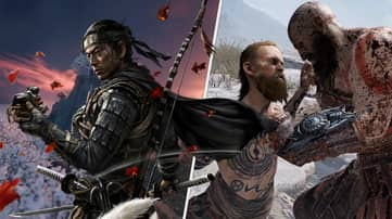 'Ghost Of Tsushima' And 'God Of War' Could Finally Come To PC