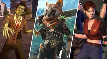 Free Games: A Resident Evil Classic, 'Biomutant', And Cult Zombie Fun