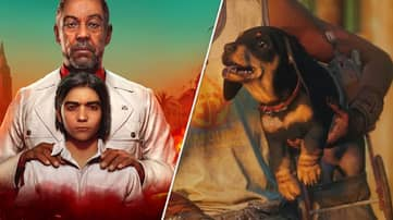 'Far Cry 6's' Best Character Is A Dog Called Chorizo