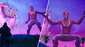 'Fortnite' And Travis Scott Tore Up The Live Music Rulebook, According To Experts