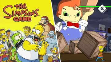 Forget 'Hit & Run' - 2007's 'The Simpsons Game' Needs A Remake