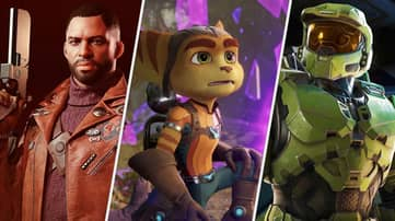 Ten Big New Games We Can't Wait To Play In 2021