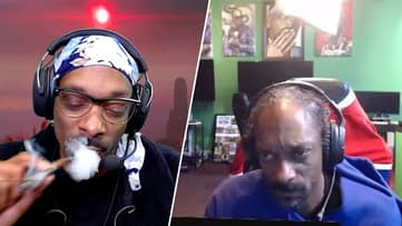 Snoop Dogg Rage Quits On Stream After 15 Minutes Of Playing A Video Game