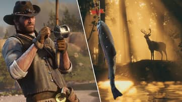 'Red Dead Redemption 2' Is Great For Learning About Natural History, Says Biology Teacher