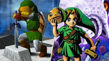 'Ocarina Of Time' And 'Majora's Mask' Coming To Switch, Says Insider