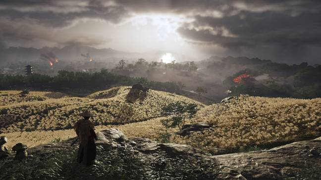 Ghost of Tsushima / Credit: Sucker Punch Productions