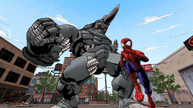 Ultimate Spider-Man / Credit: Sony