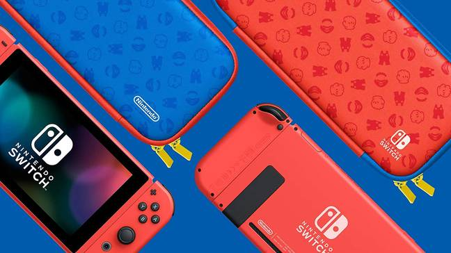 The Switch really isn't anything like its competitors, and that's a good thing / Credit: Nintendo