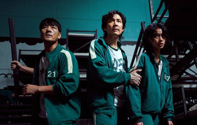 The Battle Royale-styled Squid Game is a global television hit / Credit: Netflix