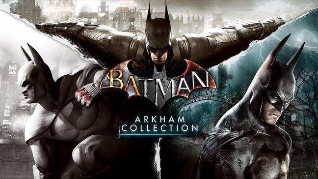 Batman: Arkham Collection could release tomorrow.