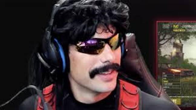 Dr Disrespect / Credit: Twitch