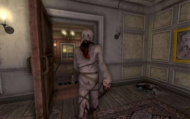 Amnesia / Credit: Frictional Games