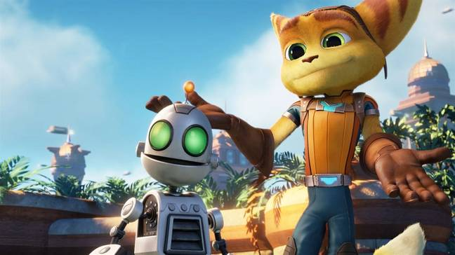 Ratchet & Clank / Credit: Insomniac Games