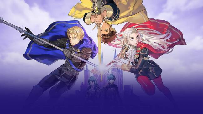 89: Fire Emblem: Three Houses