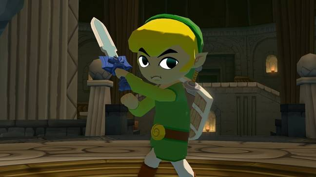 The Legend Of Zelda: Wind Waker / Credit: Nintendo