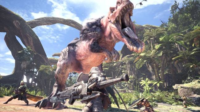 Monster Hunter World / Credit: Capcom