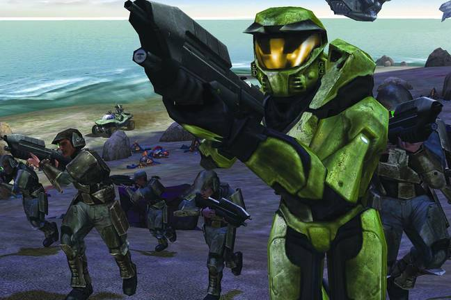 52: Halo: Combat Evolved / Credit: Bungie, 343 Industries