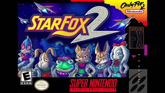 Star Fox 2 debuted on the SNES Classic Edition (mini) / Credit: Nintendo