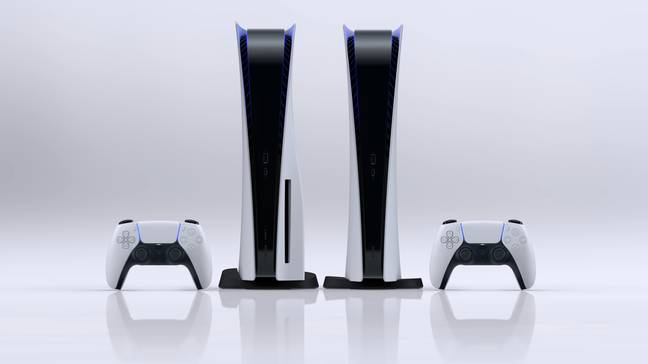 The PlayStation 5 / Credit: Sony
