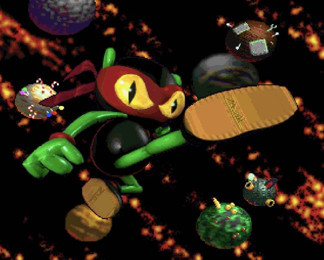 Zool / Credit: Gremlin Graphics Software Limited, MobyGames