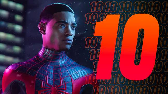 10: Marvel's Spider-Man: Miles Morales / Credit: Sony Interactive Entertainment, Insomniac Games