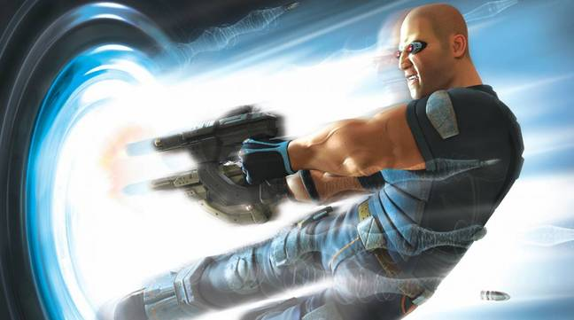 95: TimeSplitters: Future Perfect