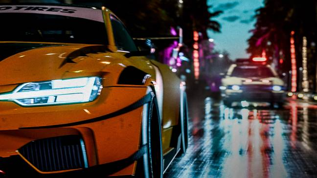 Need For Speed Heat / Credit: EA