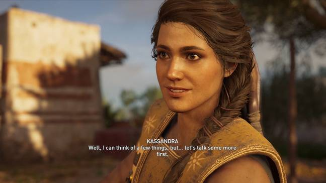 Assassin's Creed Odyssey / Credit: Ubisoft