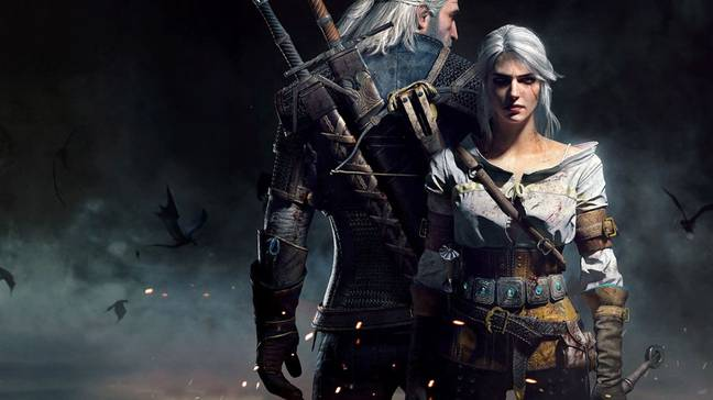 The Witcher 3's Geralt and Ciri / Credit: CD Projekt Red