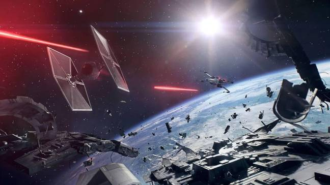 Star Wars Battlefront 2's launch was mired in lootbox controversy