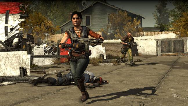 Homefront / Credit: Deep Silver, THQ