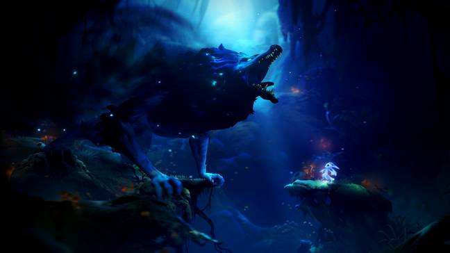Ori And The Will Of The Wisps / Credit: Microsoft, Moon Studios