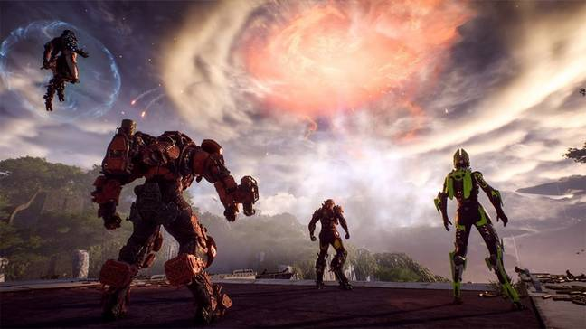 BioWare crunched on Anthem - but that couldn't prevent the game being a flop / Credit: EA