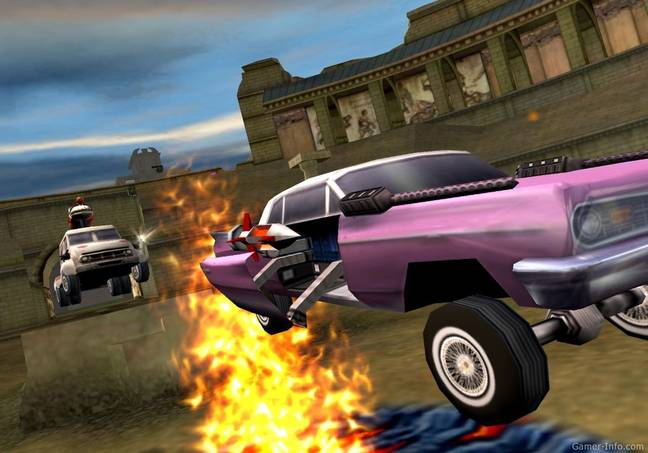 Twisted Metal: Head-On / Credit: Incognito Entertainment, Eat Sleep Play