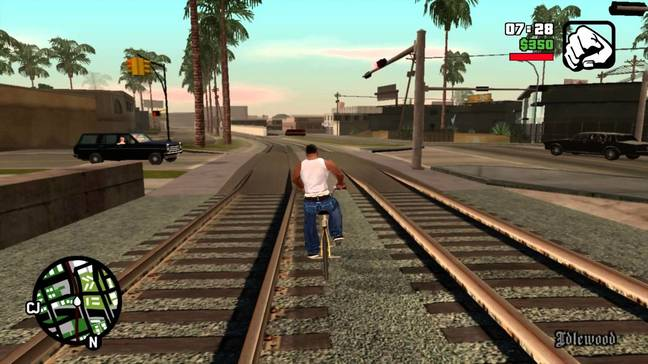 Grand Theft Auto: San Andreas / Credit: Rockstar Games