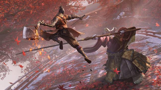 Sekiro: Shadows Die Twice / Credit: FromSoftware, Activision