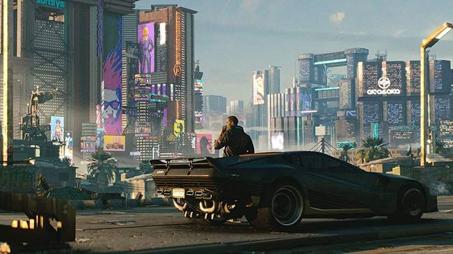 Cyberpunk 2077 emerged a little broken, and it's good to know why / Credit: CD Projekt Red