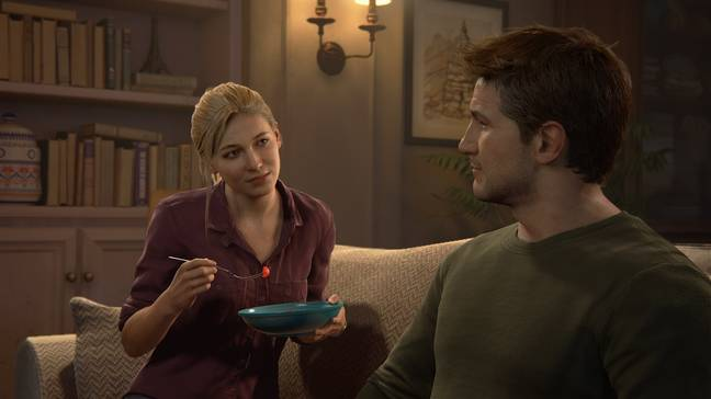 Uncharted 4: A Thief's End / Credit: Sony