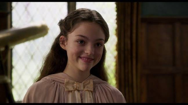 Carmel Laniado In Dolittle / Credit: Universal Pictures