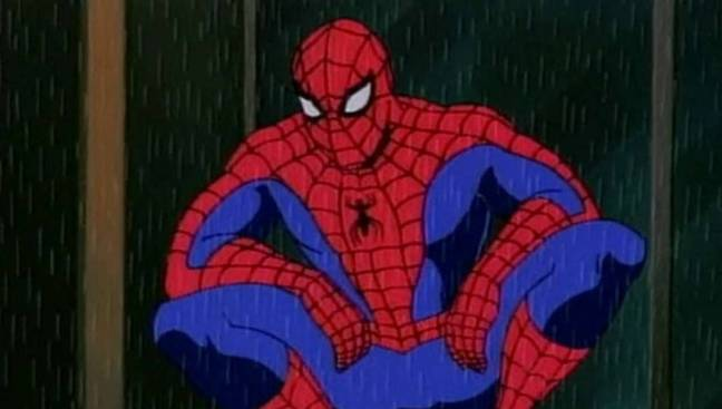 Spider-Man: The Animated Series / Credit: Marvel