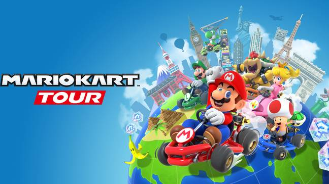 Mario Kart Tour Coming To iOS And Android On September 25th