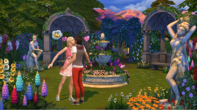 The Sims 4 / Credit: EA