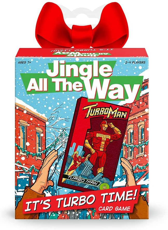 Jingle All the Way: It's Turbo Time! / Credit: Funko Games