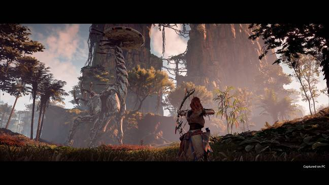 Horizon Zero Dawn came to PC in August 2020 / Credit: PlayStation Mobile Inc, Guerrilla Games